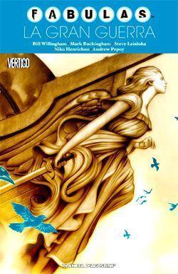 FABULAS #12: LA GRAN GUERRA