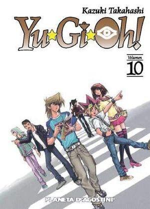 YU-GI-OH! #10 - NUEVA EDICION