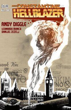 HELLBLAZER DE ANDY DIGGLE #02