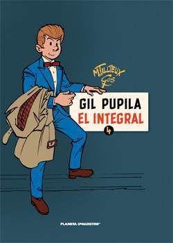 GIL PUPILA #04: EL INTEGRAL