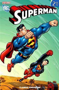 UNIVERSO DC: SUPERMAN #02