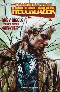 HELLBLAZER DE ANDY DIGGLE #03