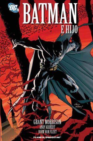 BATMAN DE GRANT MORRISON #01. BATMAN E HIJO