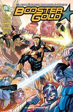 BOOSTER GOLD (SERIE REGULAR) #06