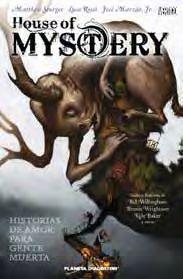 HOUSE OF MYSTERY #02. HISTORIAS DE AMOR PARA GENTE MUERTA