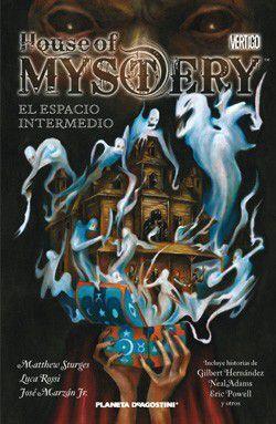 HOUSE OF MYSTERY #03. EL ESPACIO INTERMEDIO