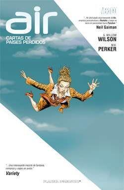 AIR #01. CARTAS DE PAISES PERDIDOS