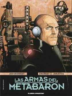 LAS ARMAS DEL METABARON