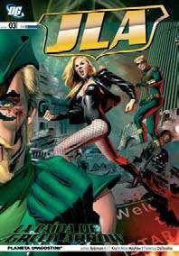JLA #03: LA CAIDA DE GREEN ARROW