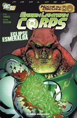 GREEN LANTERN CORPS #06. ECLIPSE ESMERALDA