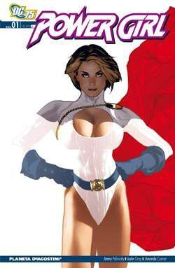 POWER GIRL #01