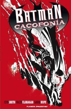 BATMAN: CACOFONIA