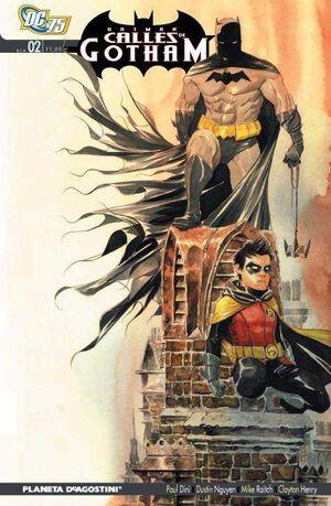 BATMAN CALLES DE GOTHAN #02