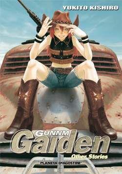 GUNNM GAIDEN