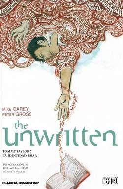 THE UNWRITTEN #01