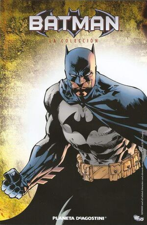 BATMAN LA COLECCION #19