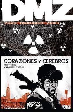 DMZ #08. CORAZONES Y CEREBROS