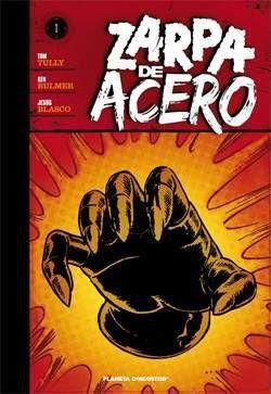ZARPA DE ACERO #01