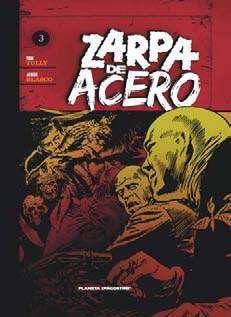 ZARPA DE ACERO #03