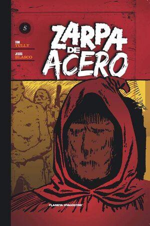 ZARPA DE ACERO #05