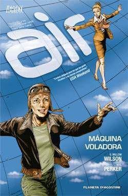 AIR #02. MAQUINA VOLADORA