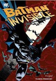 BATMAN: LO INVISIBLE