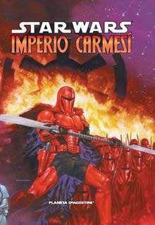 STAR WARS IMPERIO CARMESI #01