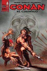 CONAN EL CIMMERIO #09