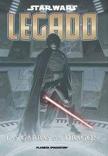 STAR WARS LEGADO #03. LAS GARRAS DEL DRAGON