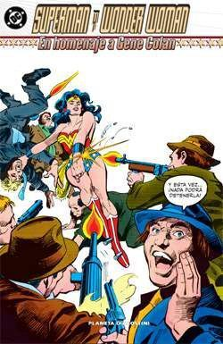 CLASICOS DC: SUPERMAN Y WONDER WOMAN EN HOMENAJE A GENE COLAN