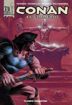 CONAN EL CIMMERIO #12