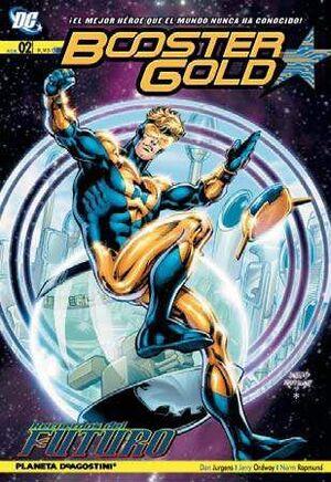 BOOSTER GOLD #02. RECUERDOS DEL FUTURO