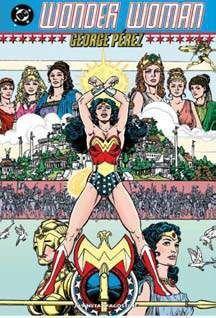 CLASICOS DC: WONDER WOMAN DE GEORGE PEREZ #01