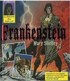 FRANKENSTEIN (POP-UP)