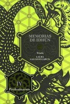 MEMORIAS DE IDHUN IV: PREDESTINACION (BOLSILLO)