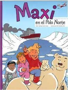 MAXI EN EL POLO NORTE