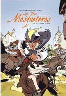 LOS TRES MOSQUETEROS #02 (COMIC)