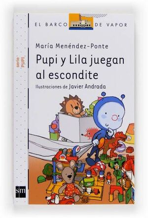 PUPI Y LILA JUEGAN AL ESCONDITE