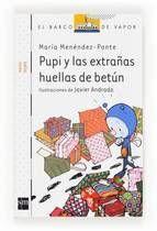 PUPI Y LAS EXTRAÑAS HUELLAS DE BETUN