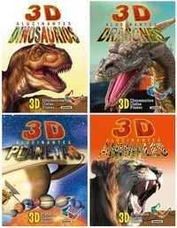 DINOSAURIOS / DRAGONES / PLANETAS / ANIMALES EN 3D