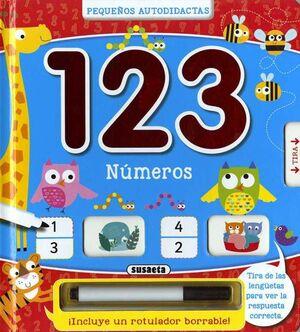 NUMEROS 1 2 3