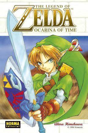 THE LEGEND OF ZELDA #02: OCARINA OF TIME