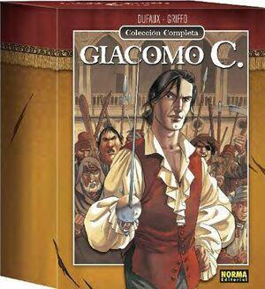 GIACOMO C. SERIE COMPLETA