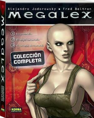 MEGALEX SERIE COMPLETA