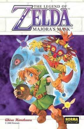 THE LEGEND OF ZELDA #03: MAJORA.S MASK