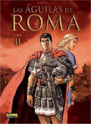 LAS AGUILAS DE ROMA #02