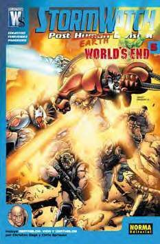 STORMWATCH #05. WORLD.S END
