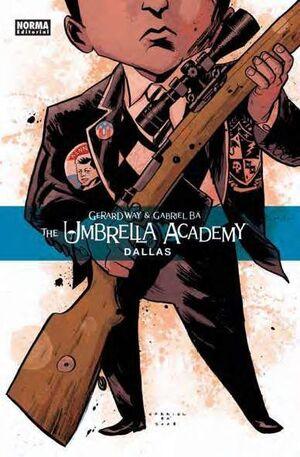 THE UMBRELLA ACADEMY #02: DALLAS (RTCA)