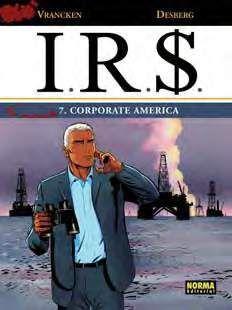 I.R.S. #07. CORPORATE AMERICA
