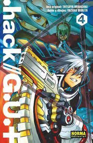 HACK//G.U.+ #04
